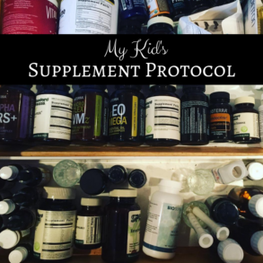 My Kid's Supplement Protocol
